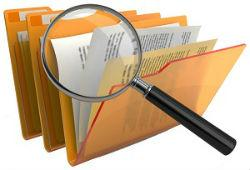 Состав документов от заявителя