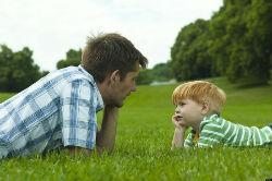 Перечень прав отца