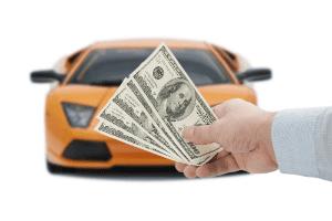 Алименты с продажи автомобиля