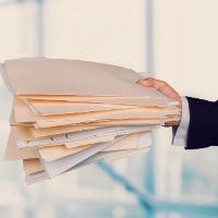 Общий перечень документов