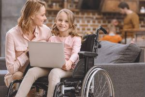 Особенности опеки над ребенком-инвалидом
