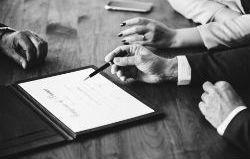 Раздел имущества путем оформления соглашения