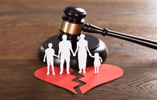 Особенности развода с мужем при наличии детей