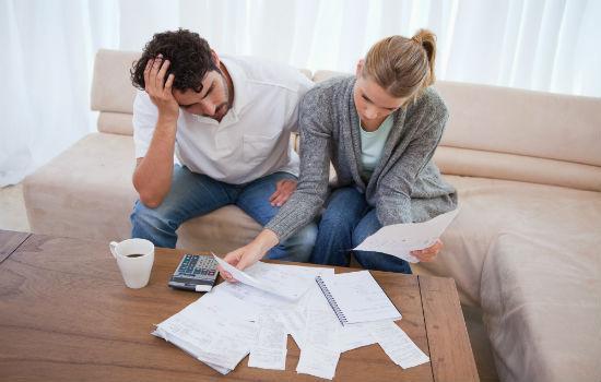Раздел долгов при расторжении брака