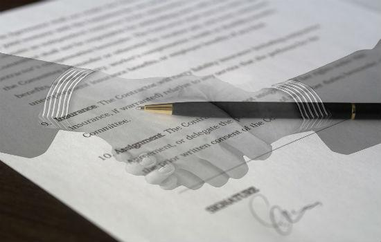 Соглашение о разделе имущества при вступлении в права наследования