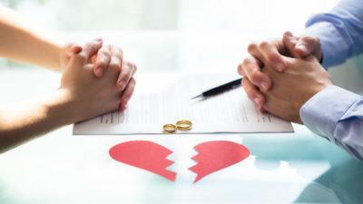 Раздел имущества между супругами при заключении брачного договора