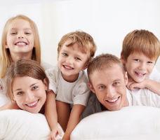 Многодетная семья – кто получает такой статус
