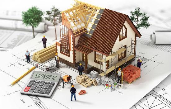 Возврат налога при строительстве жилого дома