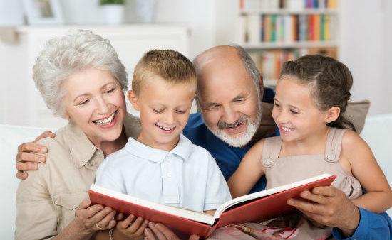 Взыскание алиментов на внуков с бабушки и дедушки
