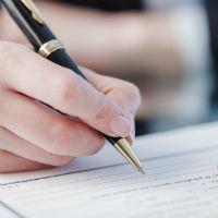 Особенности процедуры при заключении договора с частным лицом