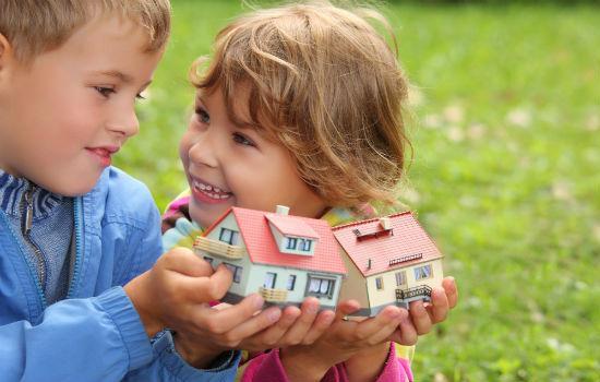 Получение возврата налога за детей при покупке квартиры