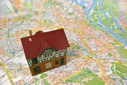 Как найти земельный участок по адресу