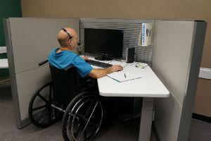 Помощь в трудоустройстве инвалидам