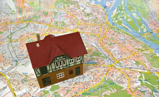 Понятие условного номера объекта недвижимости