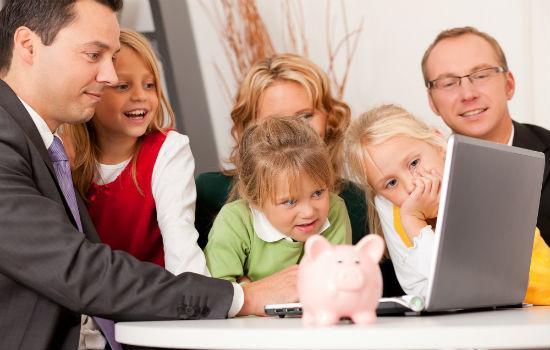 Социальный контракт малоимущим семьям